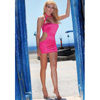 *** PROMO *** - MINI VESTIDO NIGHT QUEEN PINK